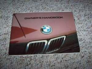 1997 bmw 528i owners manual free