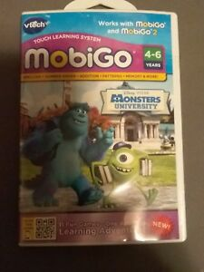 Vtech-Disney-Pixar-Monsters-University-Mobigo-Touch-Learning-System-Game-New