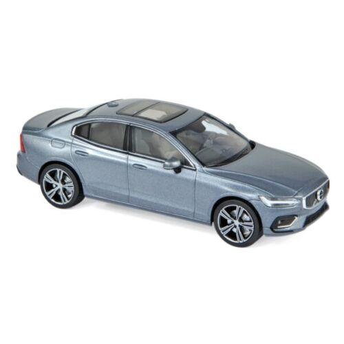 Volvo S60 2018 Osmium Grey 1//43-870011 NOREV