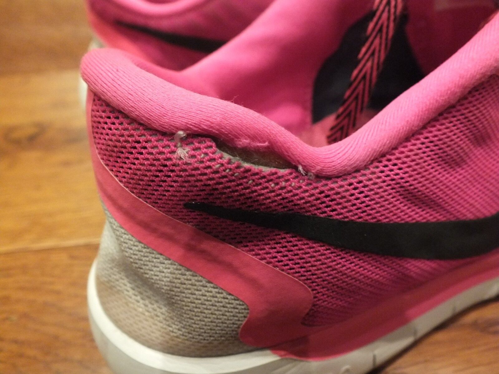 best value 403c2 cb2b4 ... Nike Free Free Free 5.0 Vivid Pink Running Shoes Casual Trainers 645ff1  ...