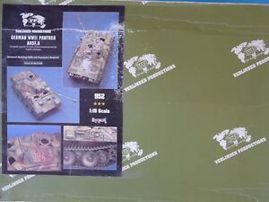 1/15 - Productions perdues.   Wwii German Panther Ausf.a