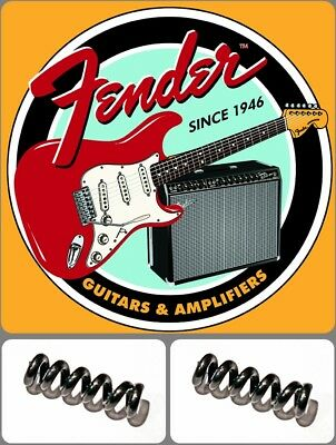"""Two /""""NEW FENDER USA American Series Stratocaster Tremolo Arm Tension Springs 2"""