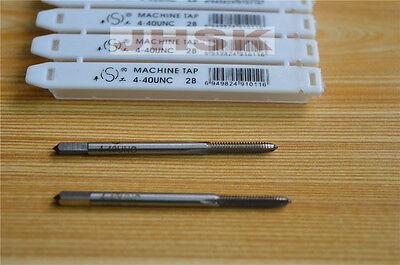 CNC 1PCS 4-40 UNC  HSS Right hand Tap 4-40 TPI   Superior quality