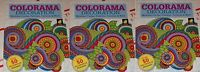 3-colorama Decoration: Mystical Circles, Paisleys, Patterns & More By Telebrand