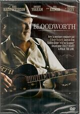 "DVD ""BLOODWORTH"" - Kris Kristofferson   NEUF SOUS BLISTER"