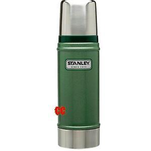 Stanley-Verde-0-47-LT-Termo-Bebidas-Acero-Inoxidable-Calidad-Thermos-Estilo