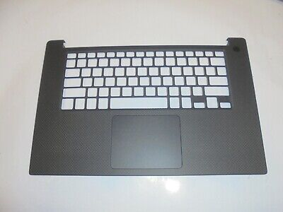 Dell Precision M5530 XPS 15 9570 Laptop Palmrest Keyboard Touchpad NID04 4X63T