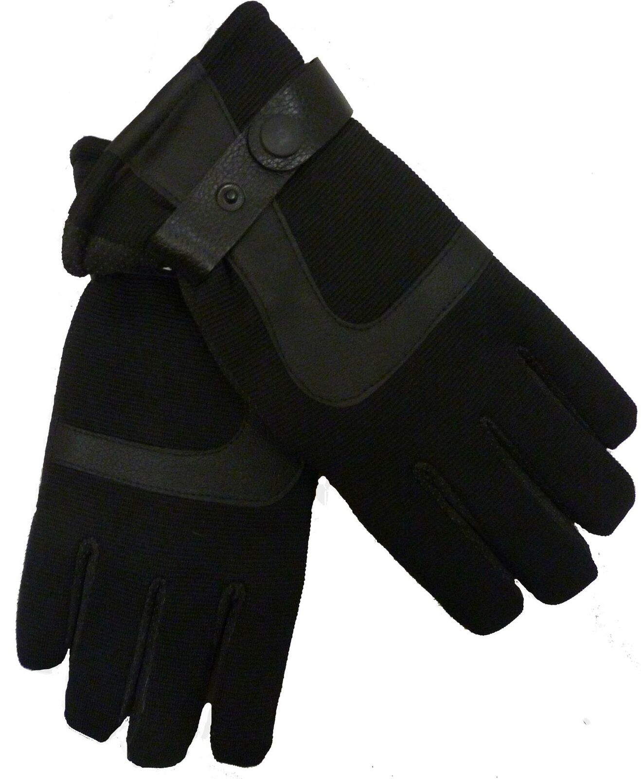 Mens All Action Gloves With Gripper Palm By Handy Glove Co - Two Sizes