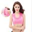 Women-Sports-Bra-Yoga-Fitness-Stretch-Workout-Tank-Top-Seamless-Racerback-Padded thumbnail 9