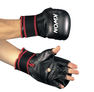 Details zu SV Handschuh Virtus,Kwon,Leder. Freefight, MMA, Jiu Jitsu, Ju Jutsu, Karate, BJJ