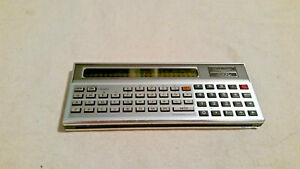 Radio-shack-TRS-80-Pocket-computer-UNTESTED-AS-IS