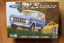 Revell Ford Bronco Plastic Model Kit 2day Delivery