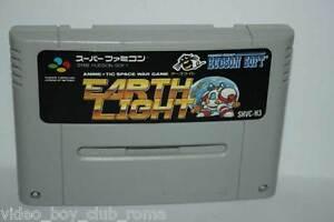 EARTH-LIGHT-GIOCO-USATO-NINTENDO-SUPER-FAMICOM-ED-GIAPPONESE-JAPAN-37252