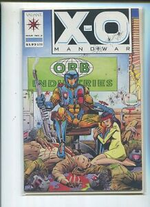 X-O-Man-O-War-2-Near-Mint-Mint-ORB-Industries-CBX28