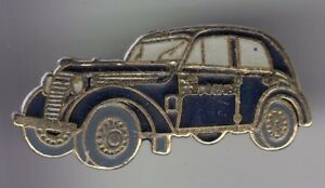 RARE-PINS-PIN-039-S-GENDARMERIE-NATIONALE-AUTO-CAR-OLD-JUVAQUATRE-RENAULT-OR-DZ
