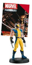 Marvel Fact Files Special # 2 Wolverine Cover Eaglemoss  #1035 DAMAGED
