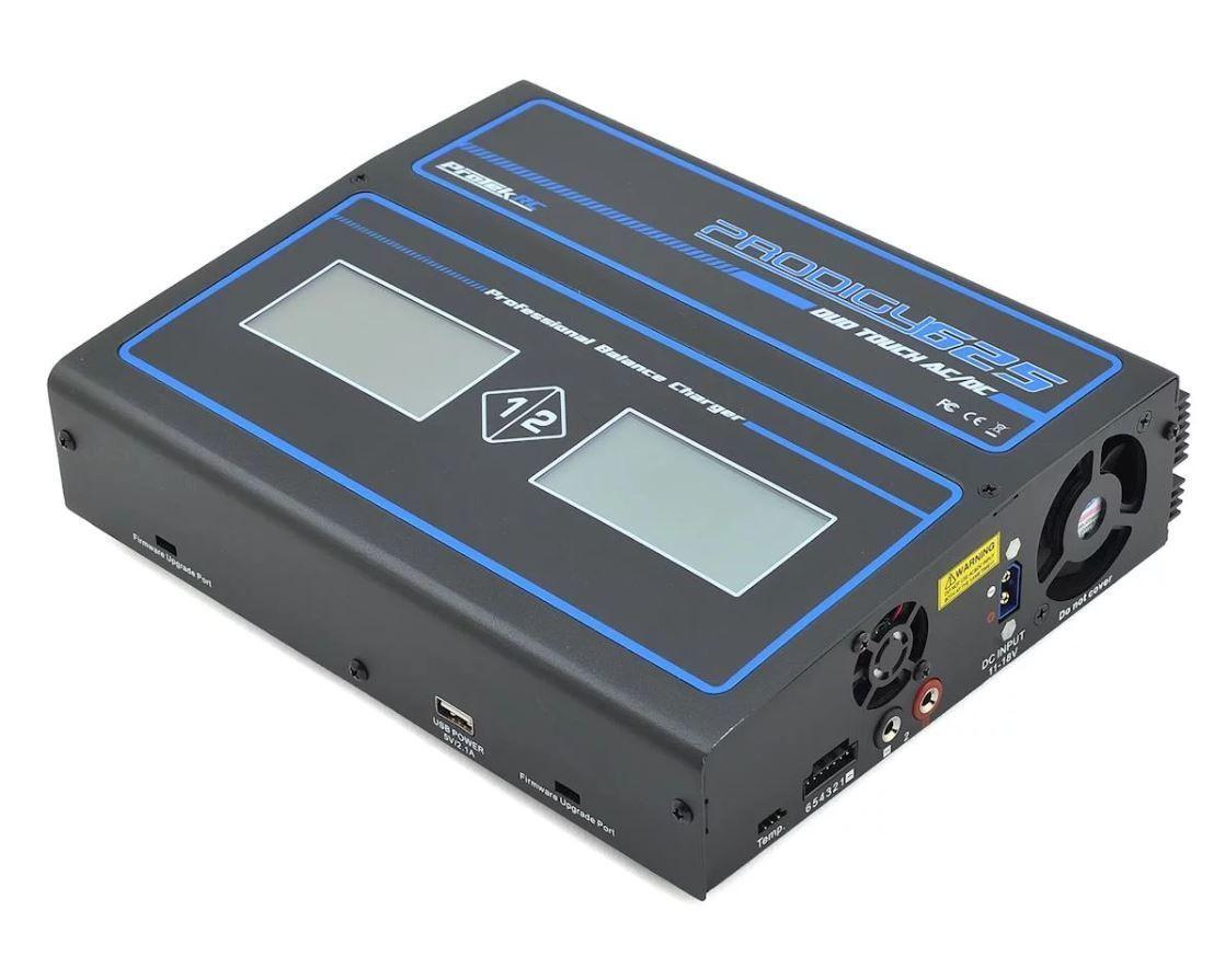Projoek RC 8519  prodigio 625 Duo Touch  lihv AC AC DC cargador de batería Lipo