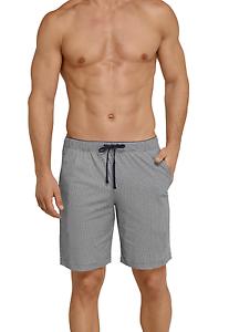 Bermuda Shorts 48-66 S-7XL Lounge SCHIESSER Herren  Freizeithose Übergrößen
