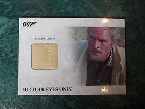 James-Bond-Archives-2014-Edition-Kristatos-Jacket-OUTER-Relic-Prop-375-JBR42