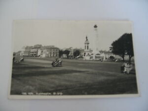POSTCARD DEVON Plymouth  The Hoe