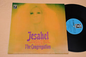 THE-CONGREGATION-LP-JESAHEL-PROG-GERMANY-1972-LAMINATED-COVER-EX-CONDITION