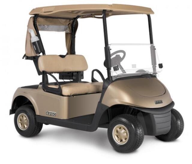 EZGO RXV ELECTRIC FLEET FREEDOM SHUTTLE GOLF CAR BUGGY SERVICE REPAIR MANUAL