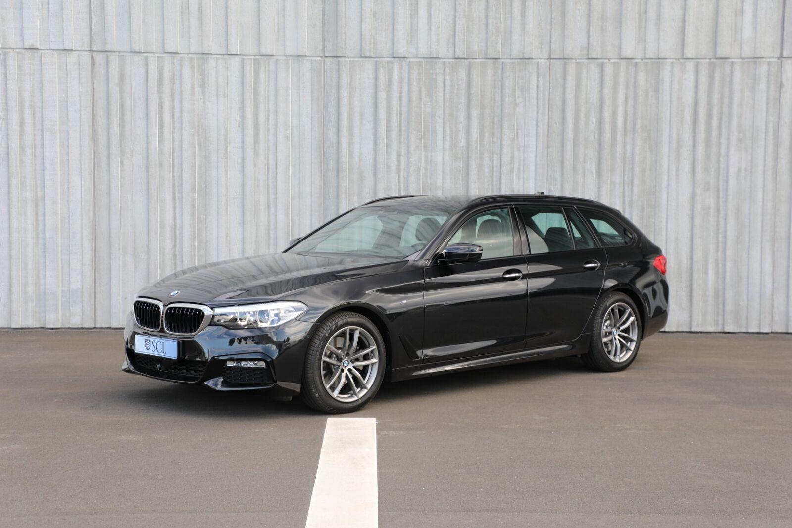 BMW 520d 2,0 Touring M-Sport aut. 5d - 3.744 kr.
