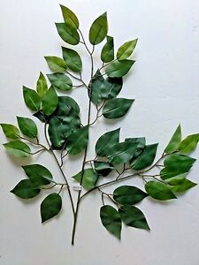 office floral arrangements. Image Is Loading 21-034-x-18-034-ficus-branch-silk- Office Floral Arrangements