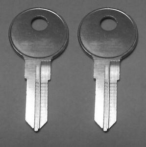 B05 2-Husky Tool Box Keys Home Depot Tool Box CUT TO YOUR KEY CODE B05