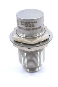 Allen Bradley 871TM-BHN30-N3 Series A 20-250VAC/DC Proximity Switch Sensor