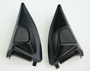 1997-2001 toyota camry  trim speaker tweeter front pair left right oem