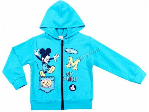 Baby Sommer Mantel Baumwolle Langarm Mickey Mouse Kapuze Kinder Jacke Minze