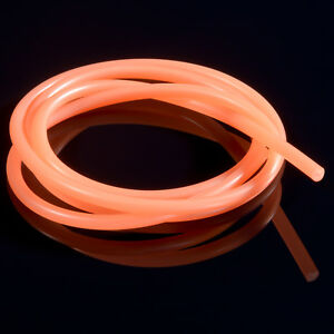 Fuel Delivery & Accessories Industrious Manguera De Combustible De Silicona 2.5 X 5mm Naranja Partcore 240040 Moderate Price