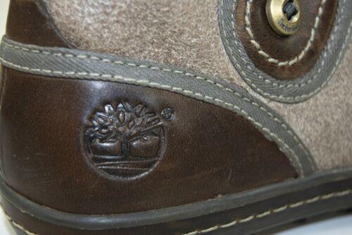 Timberland Earthkeepers Faulkner Mid Boots Damen Schnürschuhe Schuhe 18614