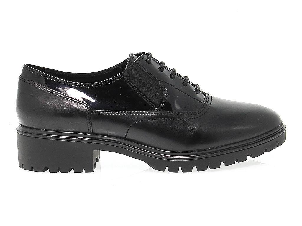 GEOX D640GH peaceful traspirante scarpa donna lacci pelle vernice suola gomma traspirante peaceful 0e69eb