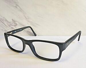 64d0e6d30885b New Ray-Ban Eyeglasses Black Frames Model No RB5268-5119 (Frames ...