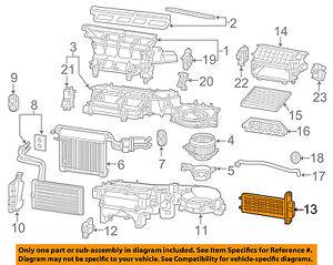 Miraculous Toyota Oem 16 18 Tacoma 3 5L V6 Hvac Auxiliary Heater 8771004010 Ebay Wiring Cloud Usnesfoxcilixyz