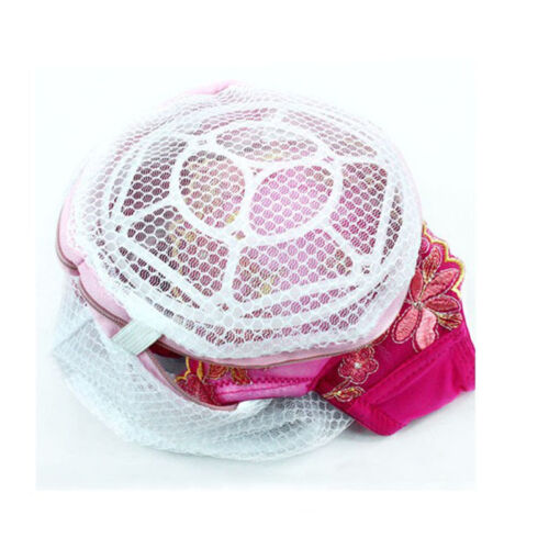 Laundry Mesh Bra Socks Washing Zipped Clothes Bag Wash Lingerie Underwear Net