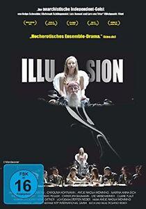 Illusion Christoph Baumann, Marina Anna Eich, Roland Reber NEW DVD