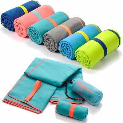 Handtuch schnelltrocknend Mikrofaserhandtuch TUCH Sporthandtuch Badetuch
