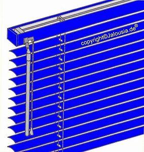 JALOUSIE-OJA-Mini-Aluminiumjalousie-16-mm-034-Micor-034-Minijalousette-massgefertigt
