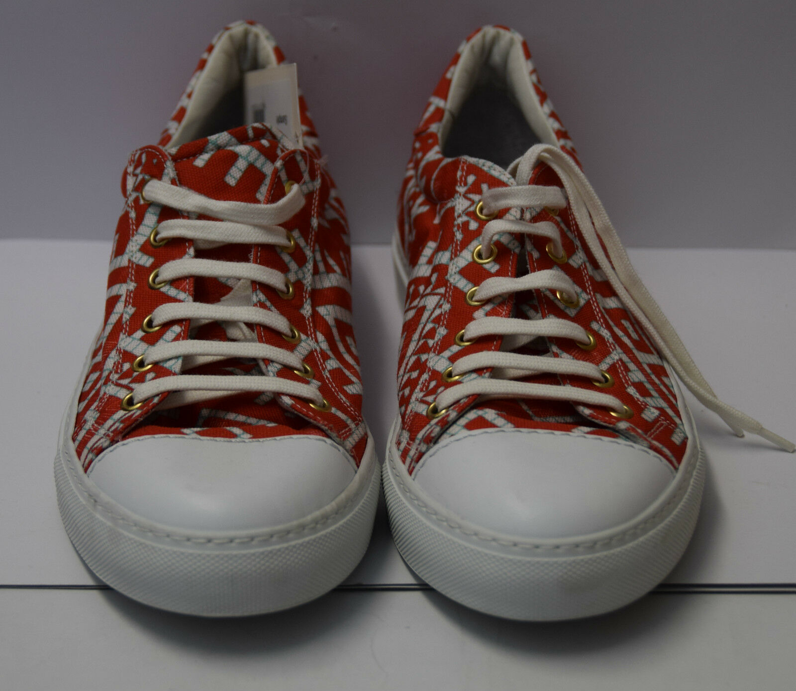 TEMPERLEY LONDON LONDON TEMPERLEY Sample Marine Canvas Sneakers Size 40 - 7 8762b7