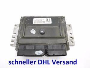 Steuergeraet-Motorsteuergeraet-MEC37-510A26313-Nissan-Note-E11