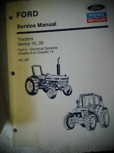 Ford-New-Holland-Tractors-Series-10-30-Service-Manual-2600-to-8210-Vol-2B