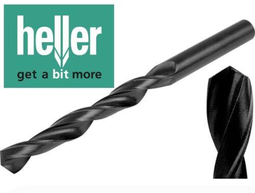 10 X Quality heller German HSS-R metal drill bits various sizes professional