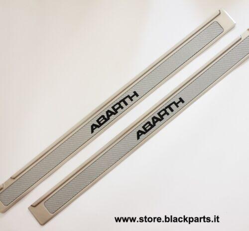 Battitacco in alutex Abarth