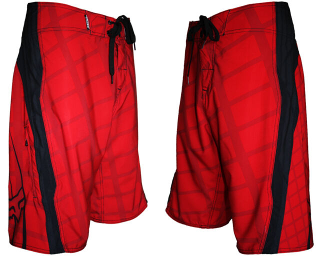 Fox Racing Boardshort Badeshort Swim Trunk Board Shorts Boardshorts new