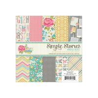 Simple Stories Vintage Bliss Paper Pad 6x6 24/sheets,