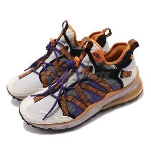 best sneakers 77a9c afa2f Image is loading Nike-Air-Max-270-Bowfin-Mowabb-Beige-Orange-
