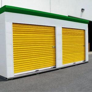 Durosteel janus 12 39 wide by 10 39 tall 2000 series for 12 wide door